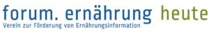 forum. ernährung heute Logo